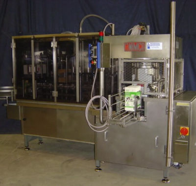Machine de remplissage de cartons Nimco